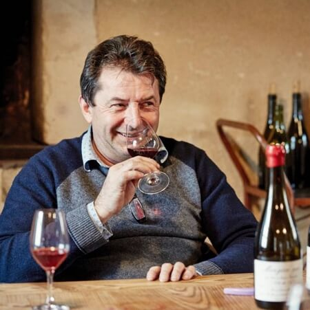 The legend Jean Foillard
