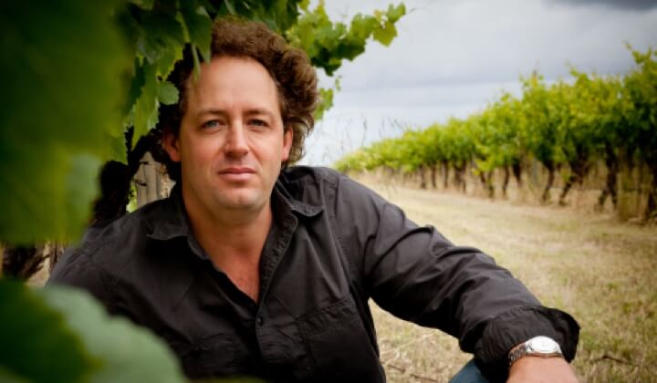 Frankland Estate winemaker, Hunter Smith