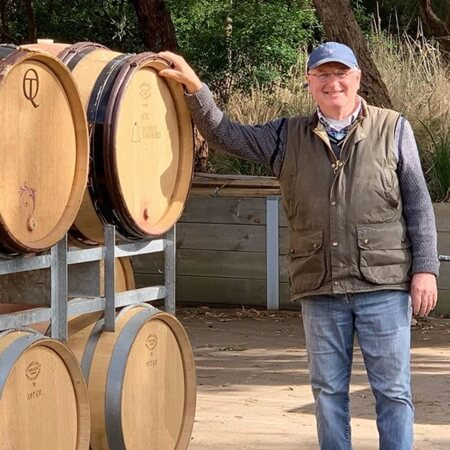 Winemaker Kevin Bell