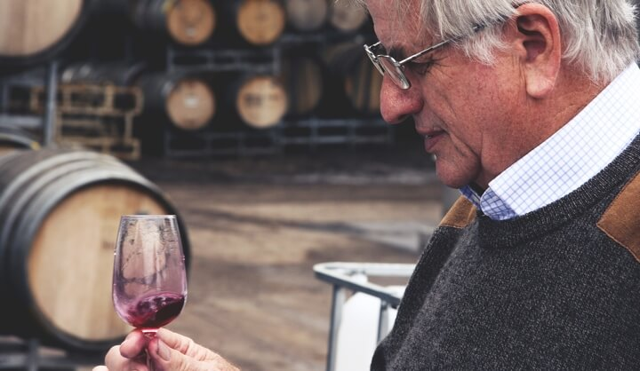 Jericho Wines chief winemaker, Neil Jericho