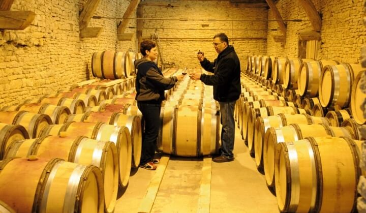 Winemakers Mounir and Rotem Saouma
