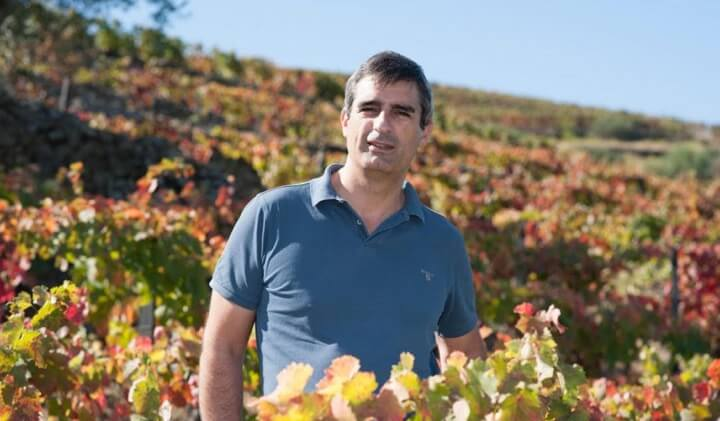 Winemaker Luis Seabra
