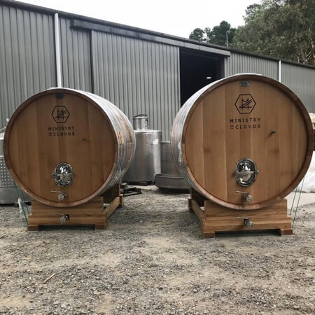 Ministry of Clouds winery