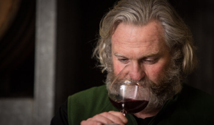 Oakridge master winemaker David Bicknell