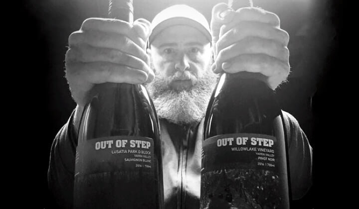Dave Chatfield, OoS winemaker