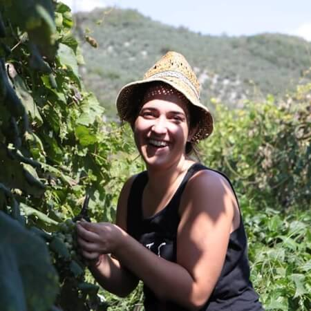Winemaker Martina D'alessio