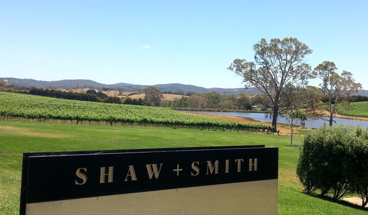 The Shaw + Smith vineyard