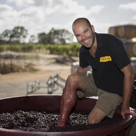 Winemaker Dan Graham