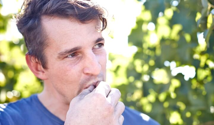 Young gun winemaker, Simon Killeen