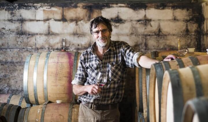 Vigneron Barry Morey