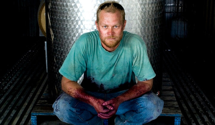 Winemaker Peter Schell