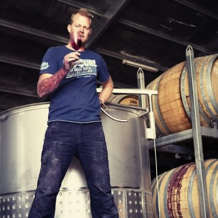 Winemaker Pete Schell