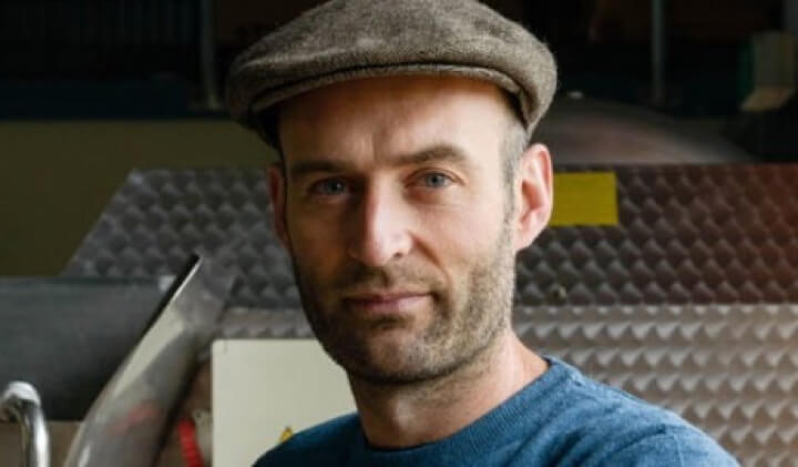 Winemaker Andrew Marks