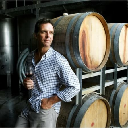 Owner/winemaker Jon Heslop