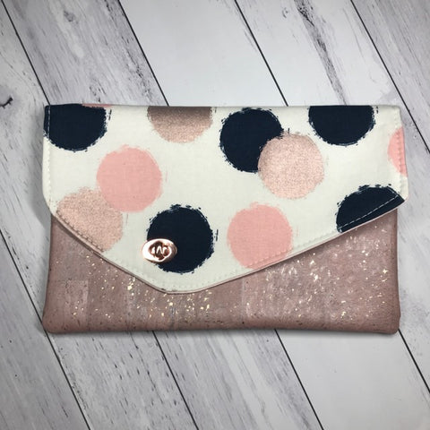 Midi Blush Dots - Luc, Izzy & The Bear