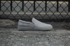 Slip On in Cool Grey Tonal