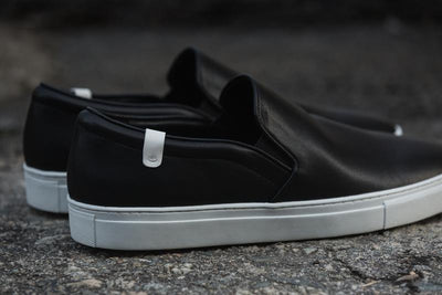 Slip On in Black