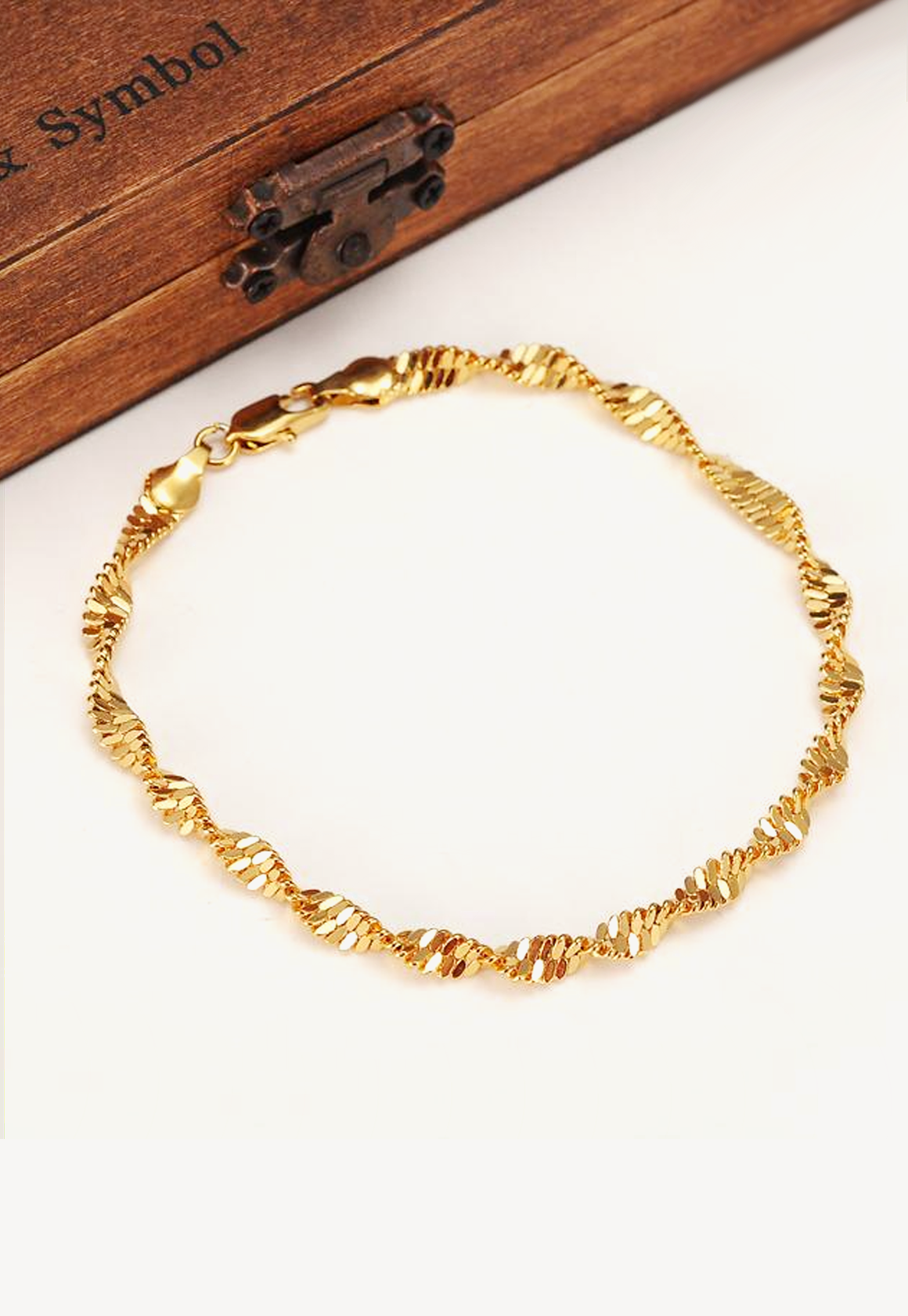 Ethiopian Golden Bracelet | Online Shopping For Trendy Women ...