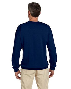 Embroidered Men's Heavy Blend Crewneck Sweatshirt for Relatives
