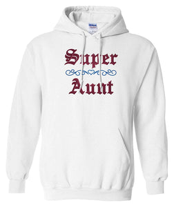 Women's Custom Embroidered Relavite Heavy Blend Hoodie Sweatshirt