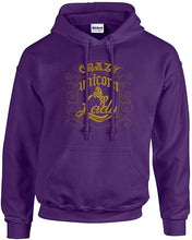 Choose From 4 Fantasy Designs On Gildan Hooded Sweatshirt