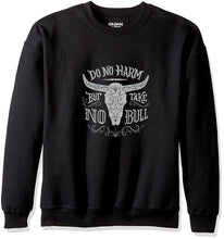 Choose From 4 Western Embroidered Designs On Gildan Crewneck Sweatshirts