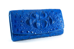 Crocodile Skin Purse