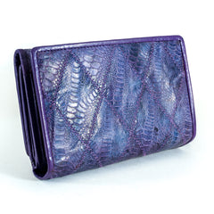 Womens Chicken Skin Wallet