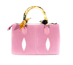 Manta Stingray Skin Handbag