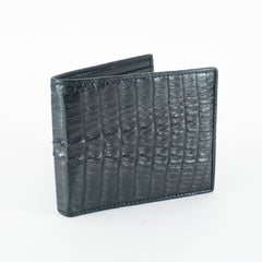 Crocodile Skin Wallet (tail)
