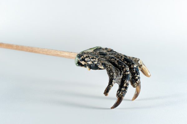 Crocodile Claw Backscratcher