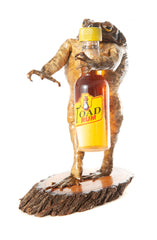 Genuine Taxidermy Cane Toad