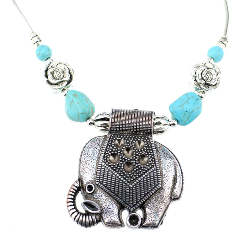 The Bohemian Gypsy Elephant Choker