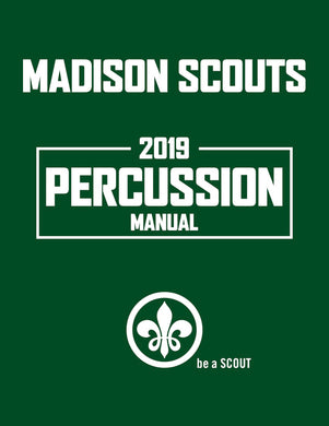 2019 Percussion Audition