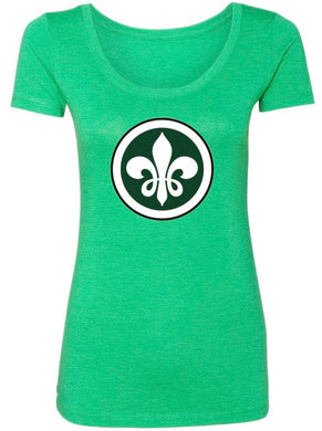 Ladies Logo tee