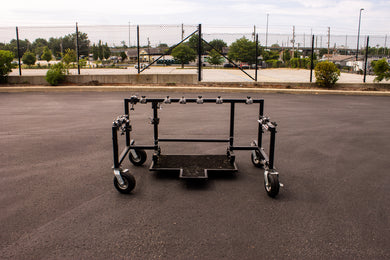 Pageantry Innovations DK20 Drum Set Cart
