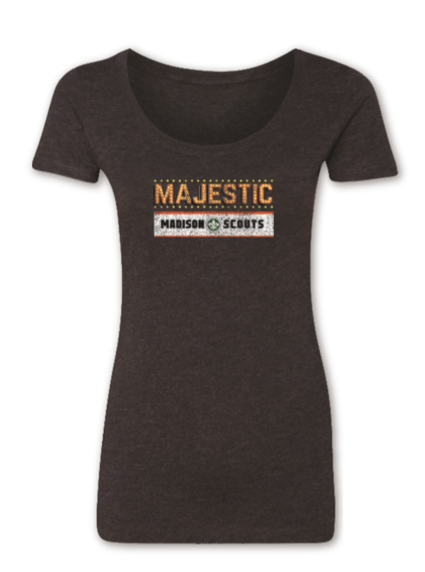 Ladies 2019 Majestic Tour tee