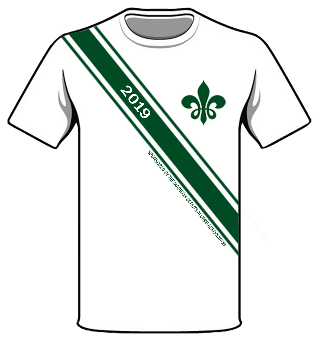 MSAA Support the Scouts Tee