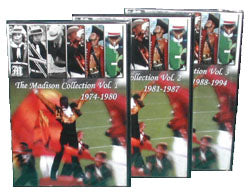 The Madison Collection DVD - Volume 1 - 1974 - 1980
