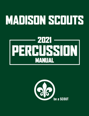 2021 Percussion Audition