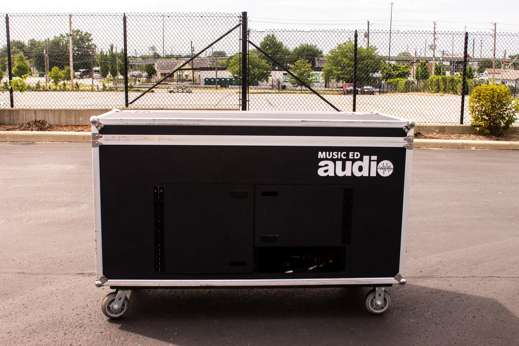 MusicED Audio Mixer Cart