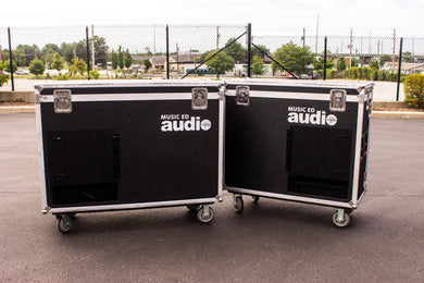 MusicED Audio 4' & 6' Synth Carts