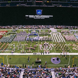 DCI 2019 Championship Finals (Saturday) - Scouts VIP Block