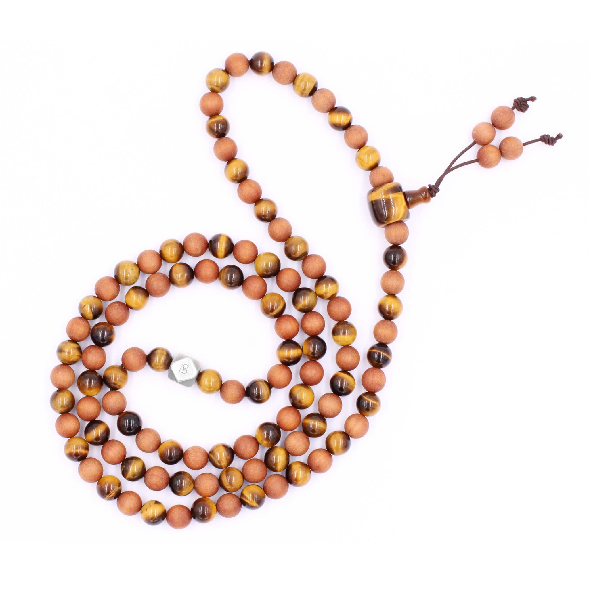 sandalwood prayer beads malas