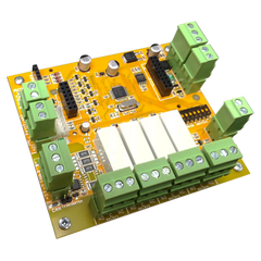 AAP ELITE SX 4 X RELAY OUTPUT MODULE(PCB ONLY) CSM
