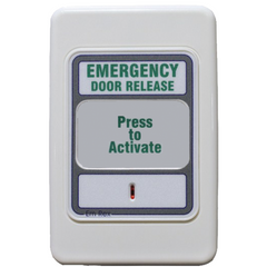 Trojan Wall Plate EM Press to Exit Button CSM security suppliers Security wholesalers
