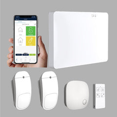 SHEPHERD Smart Wireless home security Alarm System CSM