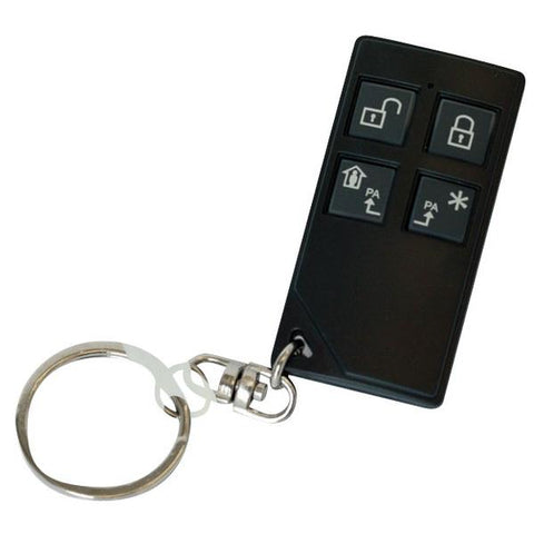 2-Way 4 Button 5 Function (Channel) Remote Control with ICON symbols for KIT 377 m- ptoduts