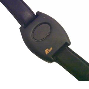 AE Wrist Watch Transmitter with leather strap - Black m- ptoduts