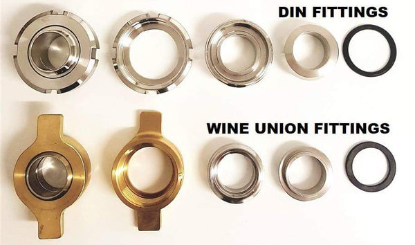 Stainless Steel Sanitary Fittings